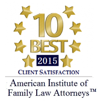 The American Institute of Family Law Attorneys has recognized the exceptional performance of Michigan Attorney Richard J. Corriveau