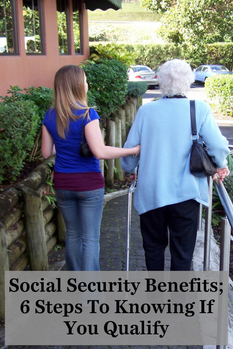 Social Security Benefits; 6 Steps To Knowing If You Qualify. At Corriveau Law your SSD/SSI legal needs are our priority - let us help you!