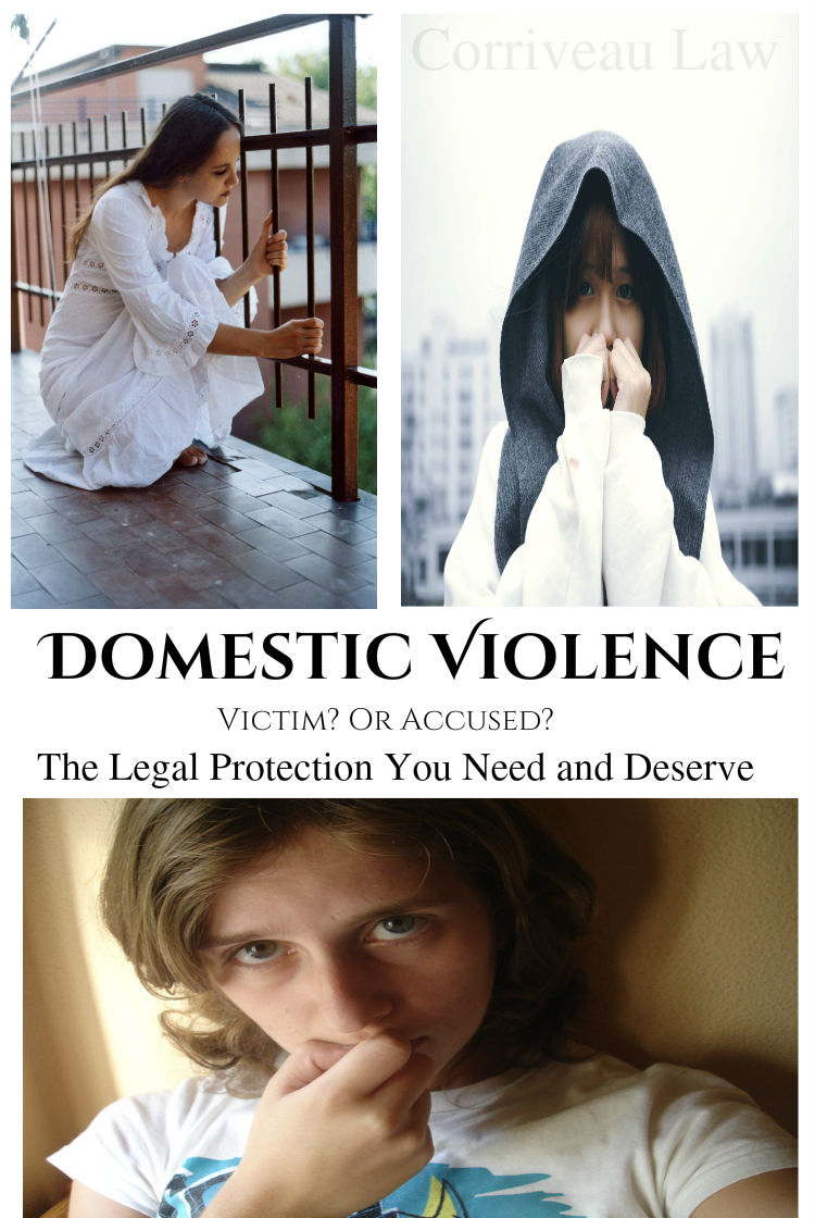 Have you or someone you know experienced fear, intimidation, harassment, been molested, or terrorized at the hands of another? Contact Corriveau Law Today